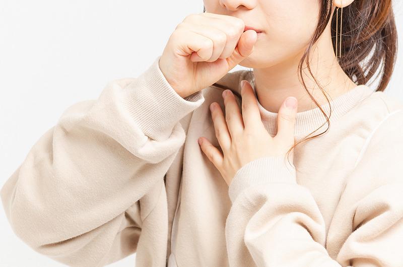 アレルギー反応が原因で起こる肺炎