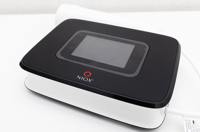 呼気NO濃度測定装置