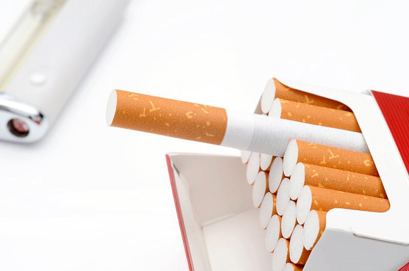 一番の原因は喫煙