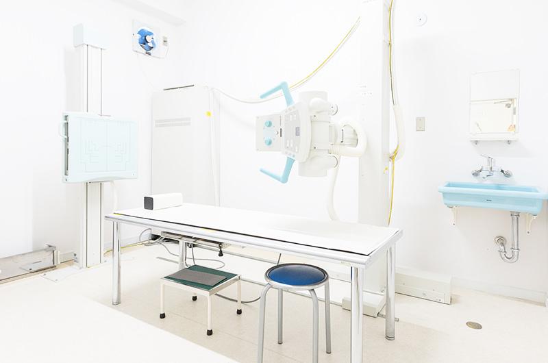 各種検査機器で適切に診断