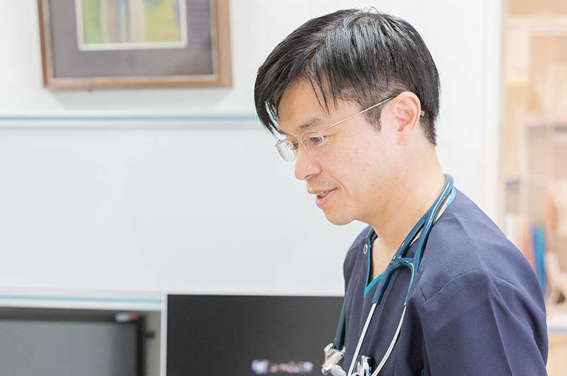 普段の診療ではどんなことを大切にされていますか?