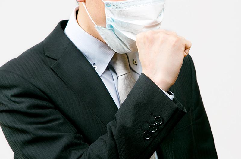 咳が長引く・風邪をひいた後、2ヶ月以上、咳が続いている